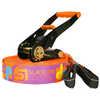 Slackline Play Line 15 m/50 pi Orange+