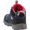 Chaussures imperméables mi-hautes Oakridge Uniforme bleu/Petits fruits