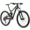 Slamr X 8 LC Bicycle Black/Green