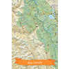 East Kootenay BC Waterproof Map