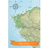 Vancouver Island North BC Waterproof Map