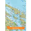 Vancouver Island South BC Waterproof Map