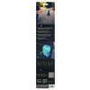Attache Mega Twist pour matériel (163 cm) Jaune néon