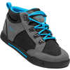 Encanto Wesley High Top Shoes Magnet/Black