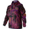 Windcheater Jacket Print Striped Velocity