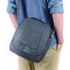 Metrosafe LS200 Anti-Theft Shoulder Bag Dark Tweed