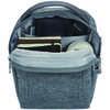 Metrosafe LS100 Anti-Theft Crossbody Bag Dark Tweed