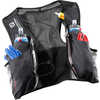 Vest S-Lab Sense 2 Set Noir/Rouge course