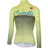 Ciao Long-Sleeved Jersey Sunny Lime/Light Black