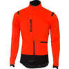 Manteau Alpha Ros Orange/Noir