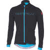 Fondo Long-Sleeved Jersey FZ Anthracite/Sky Blue