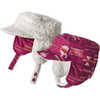 Baby Reversible Shell Hat River Tribe Small:Magenta