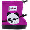 Bottillons Plus Foam Pourpre panda