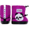 Bottillons Plus Foam Pourpre panda
