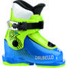 CX 1.0 Jr. Ski Boots Electric Blue/Apple