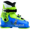 Bottes de ski CX 2.0 Jr. Bleu électrique/Pomme