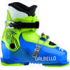 CX 2.0 Jr. Ski Boots Electric Blue/Apple