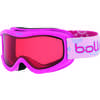 Amp Goggles Pink Snow/Vermillon