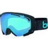 Supreme OTG Photochromic Goggles Matte Black Neon Blue/Modulator NXT Vermillon Blue
