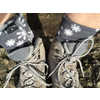Fleece Socks Snowflake