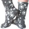 Fleece Socks Snowflake
