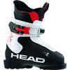 Bottes de ski Z1 Jr. Noir/Blanc