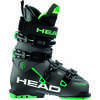 Vector Evo 120 Ski Boots Black/Green
