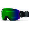 I/O X Turbo Fan Goggles Black/ChromaPop Everyday Green/ChromaPopStormRose