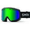 Lunettes de ski Range Noir/Vert Sol-X miroir