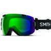 Lunettes de ski I/OX Noir/ChromePopVertQuotidien/ChromePop rose tempête