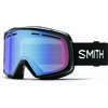 Lunettes de ski Range Noir/Bleu capteur miroir