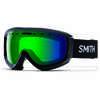 Lunettes de ski Prophecy OTG Noir/ChromePopVertQuotidien