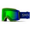 Lunettes de ski Squad XL CamoMarine cassé/ChromePopVert/ChromePopRoseTemp