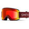 Lunettes de ski Squad Adobe cassé/ChromePopRougeQuotidien/Jaune