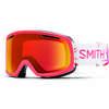 Lunettes de ski Riot Zen soleil levant/ChromePopRougeQuotidien/Jaune