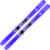 Skis Sassy 7 Xpress avec fixations
