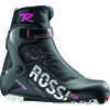 X8 Skate FW Boots Black/Silver