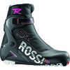 Bottes de ski de patin X8 FW Noir/Argent