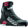 X8 Skate Boots Black/Silver