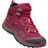 Terradora Pulse Mid Waterproof Light Trail Shoes Rhododendron/Sugar Coral
