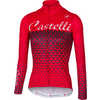 Ciao Long-Sleeved Jersey Red/Light Black