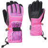 The Champion Jr Glove Rose Violet Micro Stripe