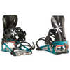 Prime X-Carbon Splitboard Bindings Teal/Orange