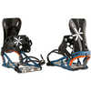 Prime X-Carbon Splitboard Bindings Blue/Orange