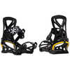 Prime Connect Splitboard Bindings Black/Yellow