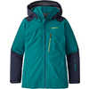 Untracked Jacket Elwha Blue