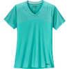 Windchaser Short-Sleeved Shirt Strait Blue
