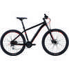 "Kato 2 27.5"" Bicycle Night Black/Neon Red"