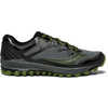 Peregrine 8 Trail Running Shoes Grey/Black/Green