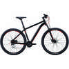 "Kato 2 29"" Bicycle Night Black/Neon Red"